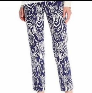 Lilly Pulitzer Luxury crop pants
